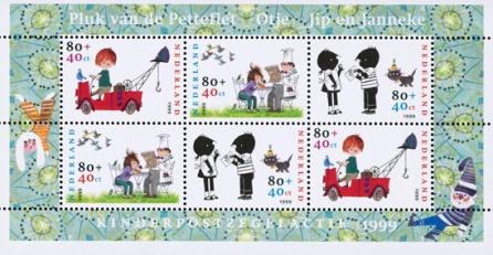 Kinderpostzegels-1999