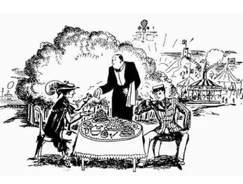 Resultado de imagen de ilustraciones de mary poppins Mary Shepard